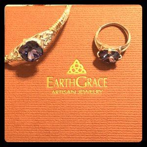 Earth Grace Artisan Jewelry Set